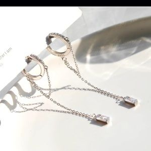 Minimalist S925 Sterling Silver ,Classy/Trendy Ea